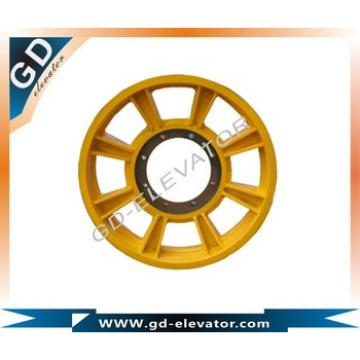 Elevator Traction Wheel Deflector Sheave for Elevator