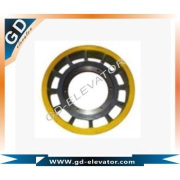 Elevator Traction Wheel Deflector Sheave Mitsubishi Traction Wheel