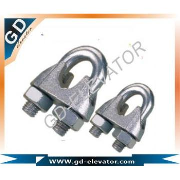 elevator parts wire rope clip,u type clip