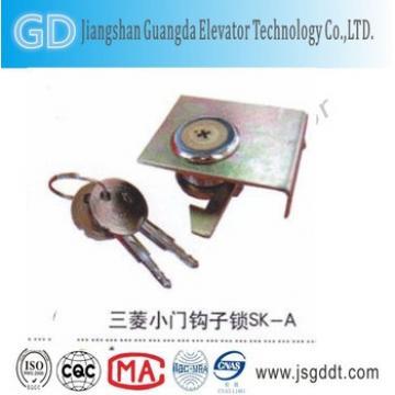 elevator parts elevator lock,key lock