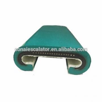 CNHR-004 Handrail Escalator, Famous Handrail Of Escalator, Escalator Handrail Rubber