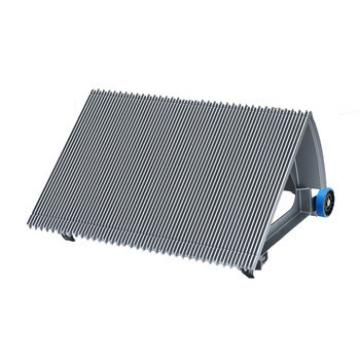 600mm Gray Escalator Aluminum Step Without Demarcation