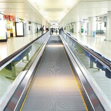 EN115 Outdoor Indoor Inclined Aluminum Pallet Travelator for Shopping Center Airport Supermarket and Mall