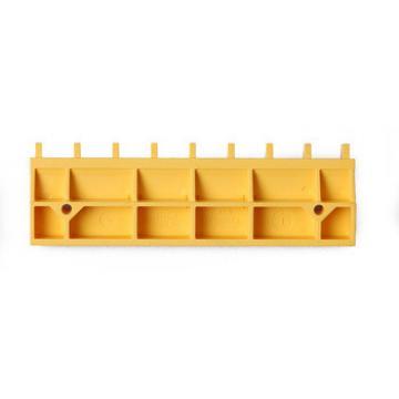 Conai Escalator Repair Accessories,Durable Plastic Step Strip Demarcation