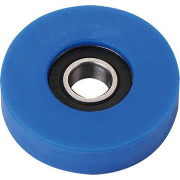 CNRL-602 Kone Escalator step roller 75x19 mm ,6203 -2RS ,ID:20mm
