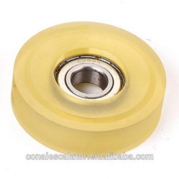 CNRL-002 escalator step roller 76*20mm,6204-2RS,ID:17 mm