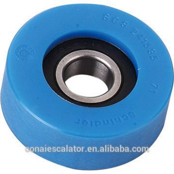 CNRL-015B Hyundai escalator step roller 70*25mm,6204-2RS,ID:20mm