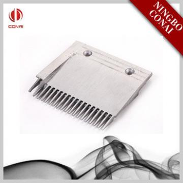 CNACP-181 Length 206.39mm Escalator Aluminum Comb Plate For LG Parts