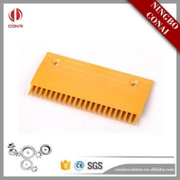CNPCP-029B No.DSA2000168-L Length 147mm 17T Escalator Plastic Comb Plate