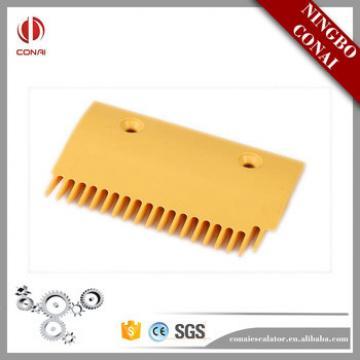 CNPCP-029A LG Length 163mm 19T Escalator Plastic Comb Plate