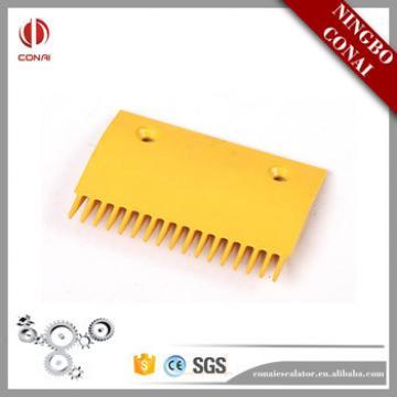 CNPCP-030A No.DSA2000168 Length 142mm 17T Escalator Plastic Comb Plate
