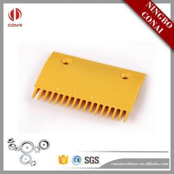 CNPCP-030B No.DSA2000169-M Length 147mm 17T Escalator Plastic Comb Plate