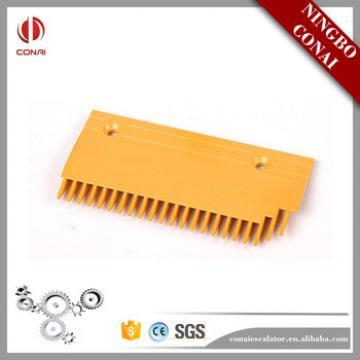 CNPCP-245 Fujitec Length 202.5mm 22T Escalator Plastic Comb Plate