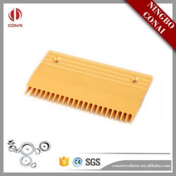 CNPCP-037 Fujitec Length 193mm 23T Escalator Plastic Comb Plate