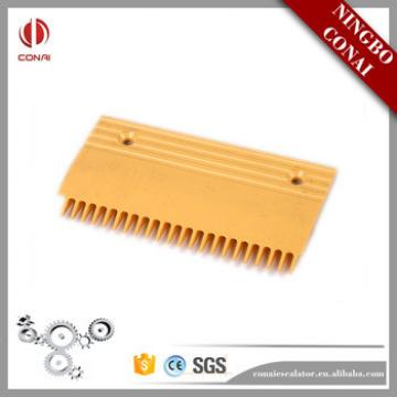 CNPCP-257 Length 204mm 22T Escalator Plastic Comb Plate