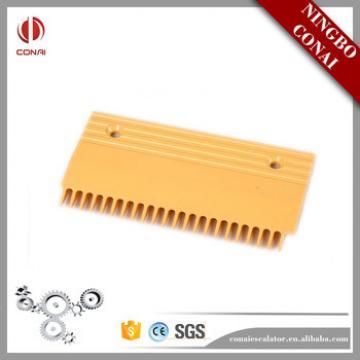 CNPCP-259 Length 204mm 22T Escalator Plastic Comb Plate