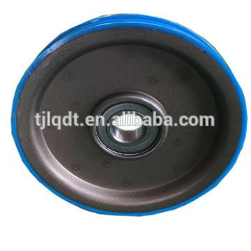 elevator sheave ,door sheave of elevator and elevator parts,electric lift