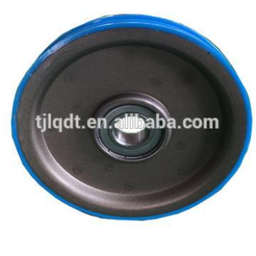 lifting equipment or elevator accessories parts with door wheels