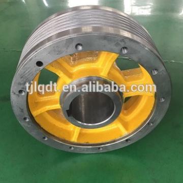 THYSSENKRUPP traction wheel elevator wheel,elevator parts,lift part