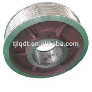Safe and convenient rapid elevator accessories diversion sheave ,elevator parts