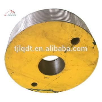 Fujitee elevator parts with friction wheel or diversion sheave of lift