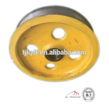 Fast and convenient, quality assurance of elevator traction wheel,540*(4-6)*13