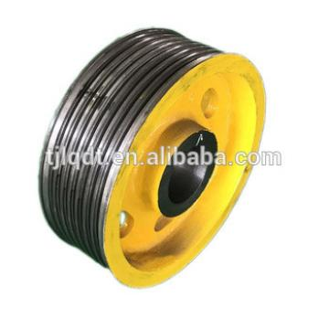 Toshiba elevator accessories, lifting pulley,lift of sheave330*7*8,330*6*8