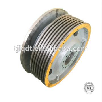 The conjoined traction wheel and the holding wheel 400*7*10