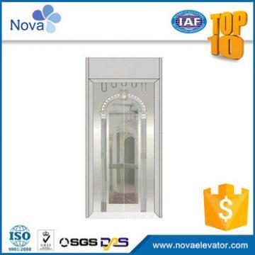 Dependable performance popular design aluminium accessories for elevator and door panel china