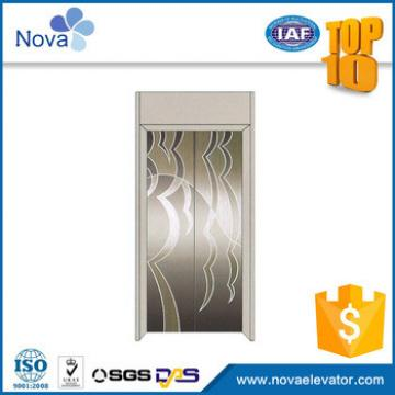 China popular design aluminium accessories for elevator and door panel in dubai