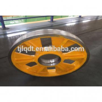 Fujitec, diversion sheave,specification,513*(5-7)*10