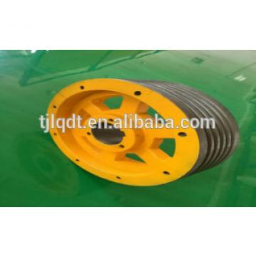 Quality safety elevator wheels