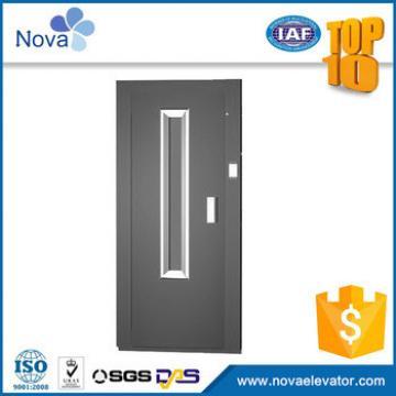 NOVA cheap manually open elevator door lift
