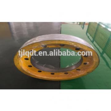 XIZI ,quality elevator wheels,specification 400*5*10;*6*10