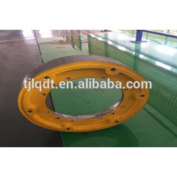 Hitachi ,the elevator traction wheel