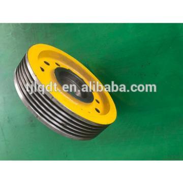 The elevator wheel of xizi ,traction sheave