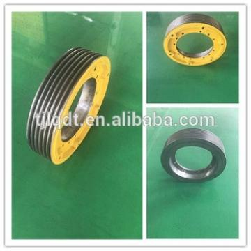 The elevator traction wheel,specification,400*5*10