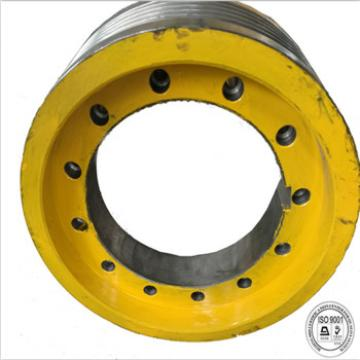 xizi traction wheel with elevator wheel elevator lift spare parts wheel