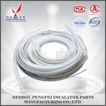 wholesale white plastic escalator handrail strip for hitachi escalator