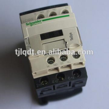 Schneider LC1D contactor moulded, case circuit breaker, elevator componet spare parts
