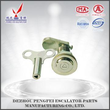 china factory high quality Elevator Triangle Lock key Elevator Door