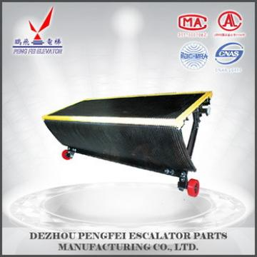 xizi new step yellow side escalator parts/escalator service tools/factory price