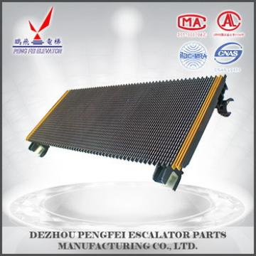 Mitsubishi walkside step yellow side escalator parts/escalator service tools/good quality