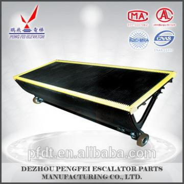 Escalator parts for new design step with good quality