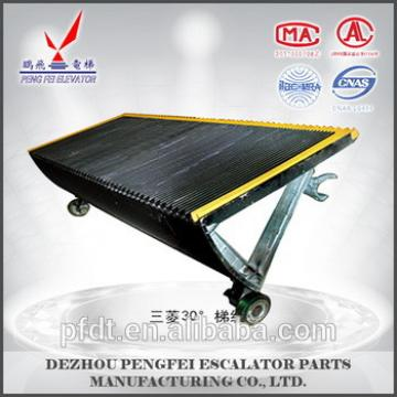 Mitsubishi step plate-step tread with different angles from Chinese suppliers