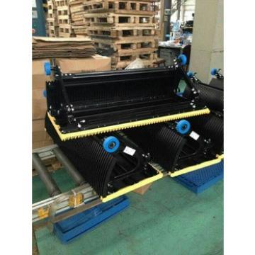 Mitsubishi aluminum escalator step 1m J619001A201 type for sale