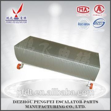 Schindler 600/800/1000mm escalator aluminum step no yellow border