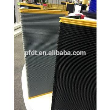 Nice appearance with escalator alloy aluminum step parts
