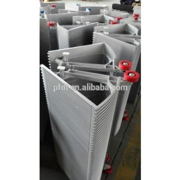 Factory price with escalator parts with step parts for high quality
