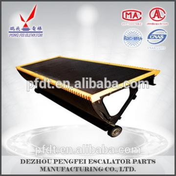 Hitachi escalator parts 1000mm 800mm stainless steer step
